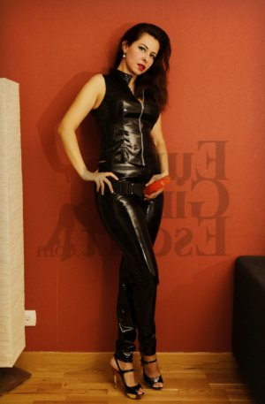 Anne-lyne live escort in Parole & tantra massage