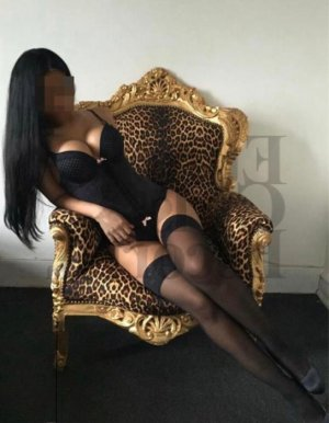 Kessia escort in Totowa NJ and massage parlor