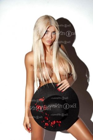 Fatma-nur erotic massage in Aurora & call girls