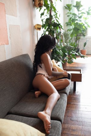 Mailyn escort girl and nuru massage